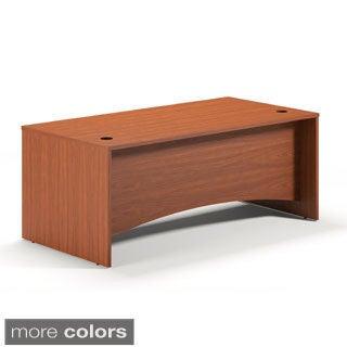 Mayline Brighton Series 66-inch Retangular Desk Shell