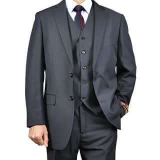 Men's Black Vested Suit|https://ak1.ostkcdn.com/images/products/6442776/P14044430.jpg?impolicy=medium