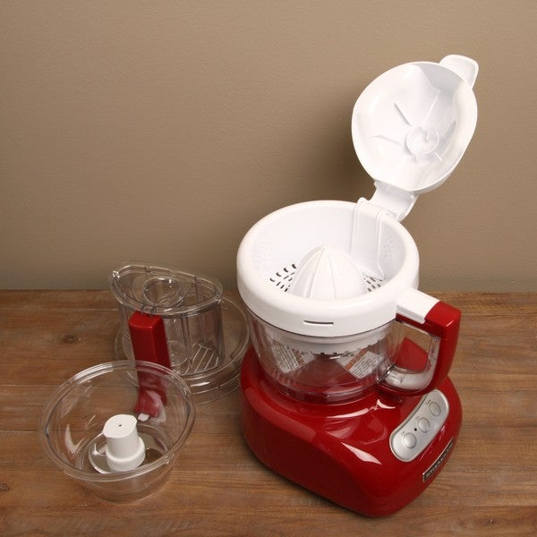Shop Kitchenaid 12 Cup Ultra Wide Mouth Food Processor