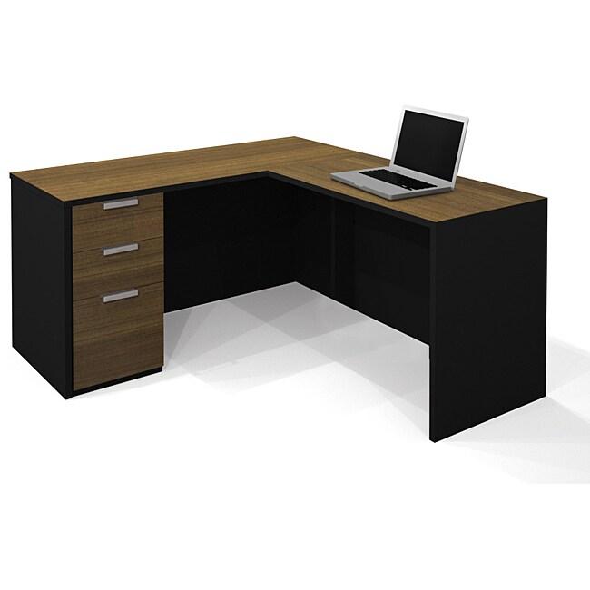 Bestar Pro-Concept L-Shaped Workstation Desk