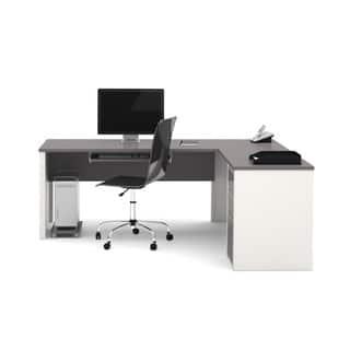 Connexion L Shaped Workstation Desk
