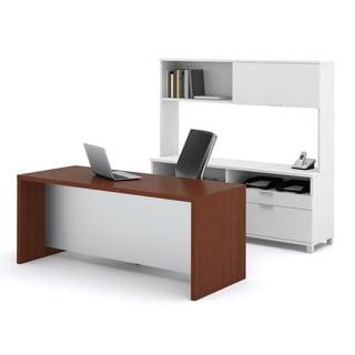 Bestar Pro-Linea Executive Desk Kit
