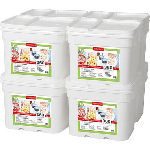 Lindon Farms Food Storage Kit (2880 Servings)