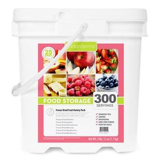 Lindon Farms Freeze Dried Fruits (300 Servings) (Option: Lindon Farms)
