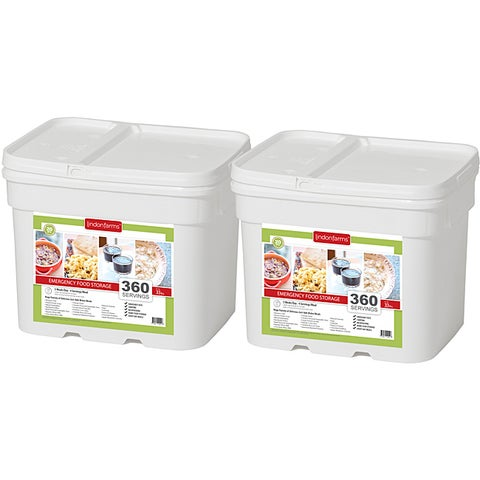 Lindon Farms Emergency Food Storage Kit (720 Servings)