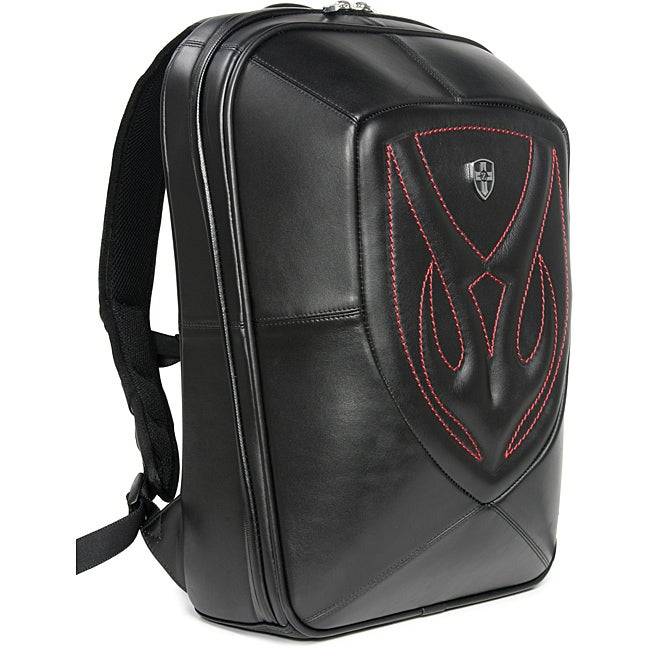 Zeyner Backfire Leather Laptop Backpack - Thumbnail 0