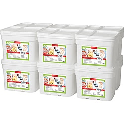 Lindon Farms Food Storage Kit (4320 Servings)