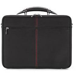 Zeyner Bullfight Ballistic Nylon Top-Zip Computer Briefcase