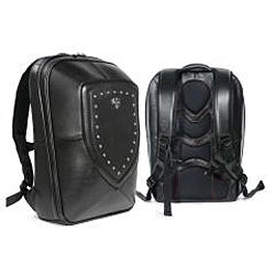 Zeyner Backlash Leather Laptop Backpack - Thumbnail 1