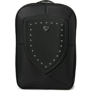 Zeyner Backlash Ballistic Black Nylon Laptop Backpack with Sleeve https://ak1.ostkcdn.com/images/products/6443055/P14044620.jpg?impolicy=medium
