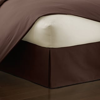 Hotel Collection 18-inch Drop Tailored Bedskirt