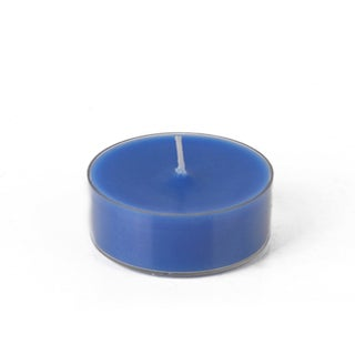 Mega Oversized Plastic Cup Tealight Candles (Set of 12)
