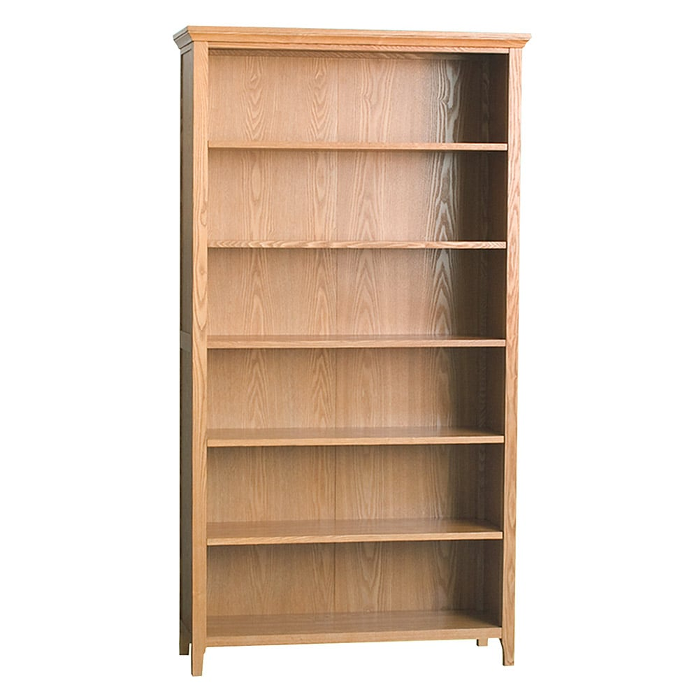 Fraser Large Bookcase With 6 Shelves Free Shipping Today