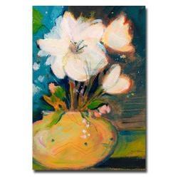 Sheila Golden 'Simplicity' Canvas Art