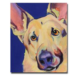 Pat Saunders-White 'Freida' Gallery-Wrapped Canvas Art