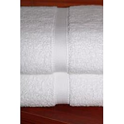 Authentic Hotel and Spa Turkish Cotton Bath Sheets (Set of 2) - Thumbnail 1