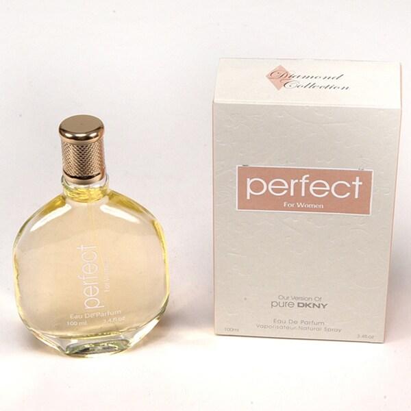 Diamond Collection 'Perfect' Women's 3.4-ounce Eau De Parfum Spray