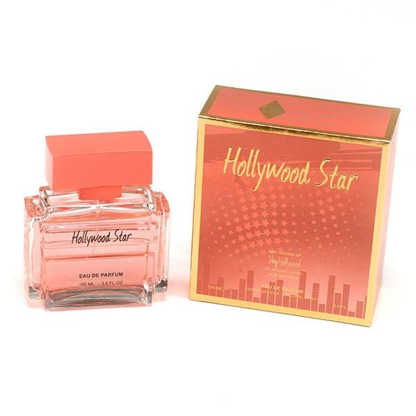 Diamond Collection Hollywood Star Women's 3.4-ounce Eau de Parfum Spray
