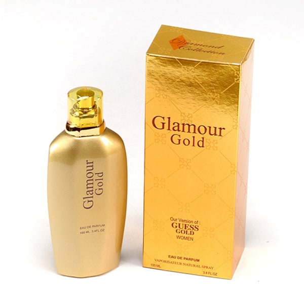Diamond Collection 'Glamour Gold' Women's 3.4-ounce Eau De Parfum Spray