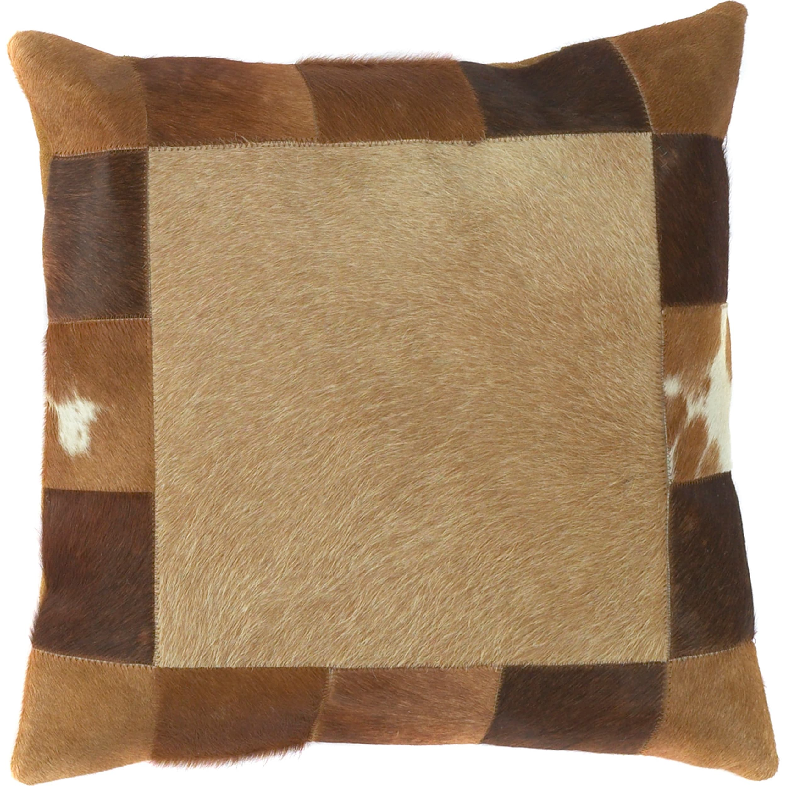 Limburg Faux Fur Decorative Pillow