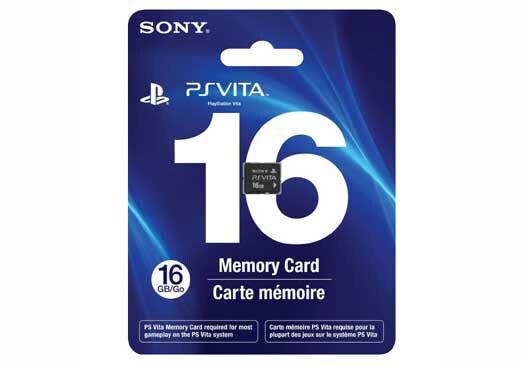 Ps Vita - 16 GB Memory Card