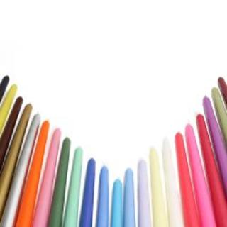 """12-inch Taper Candles (Pack of 12) - 12"""""""