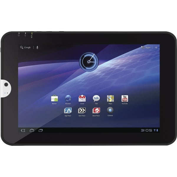 "Toshiba Thrive AT105-T1016G Tablet - 10.1"" - 1 GB DDR2 SDRAM - NVIDIA"