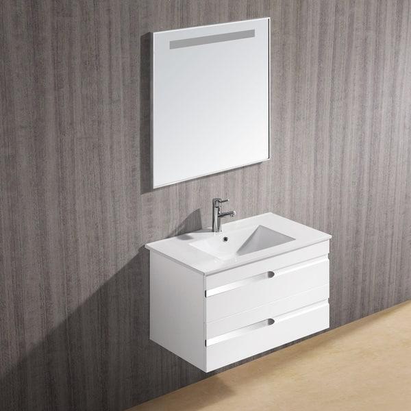 Ethereal Pe Single Bathroom Vanity