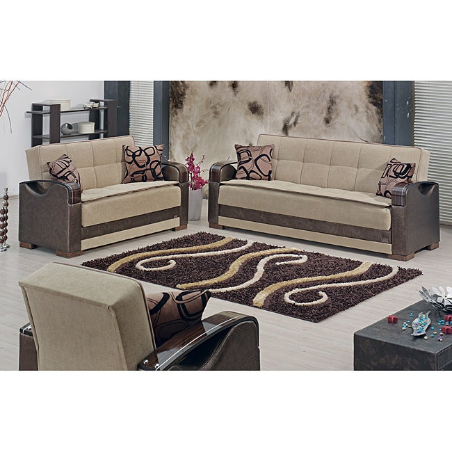 Madison Sofa Loveseat Bed Set Free Shipping Today