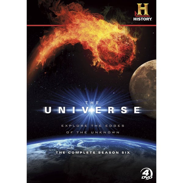 The Universe: The Complete Season 6 (DVD)