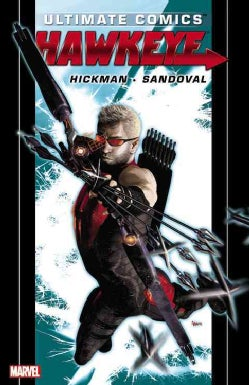 Ultimate Comics Hawkeye by Jonathan Hickman (Paperback)