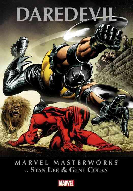 Marvel Masterworks: Daredevil 3 (Paperback)