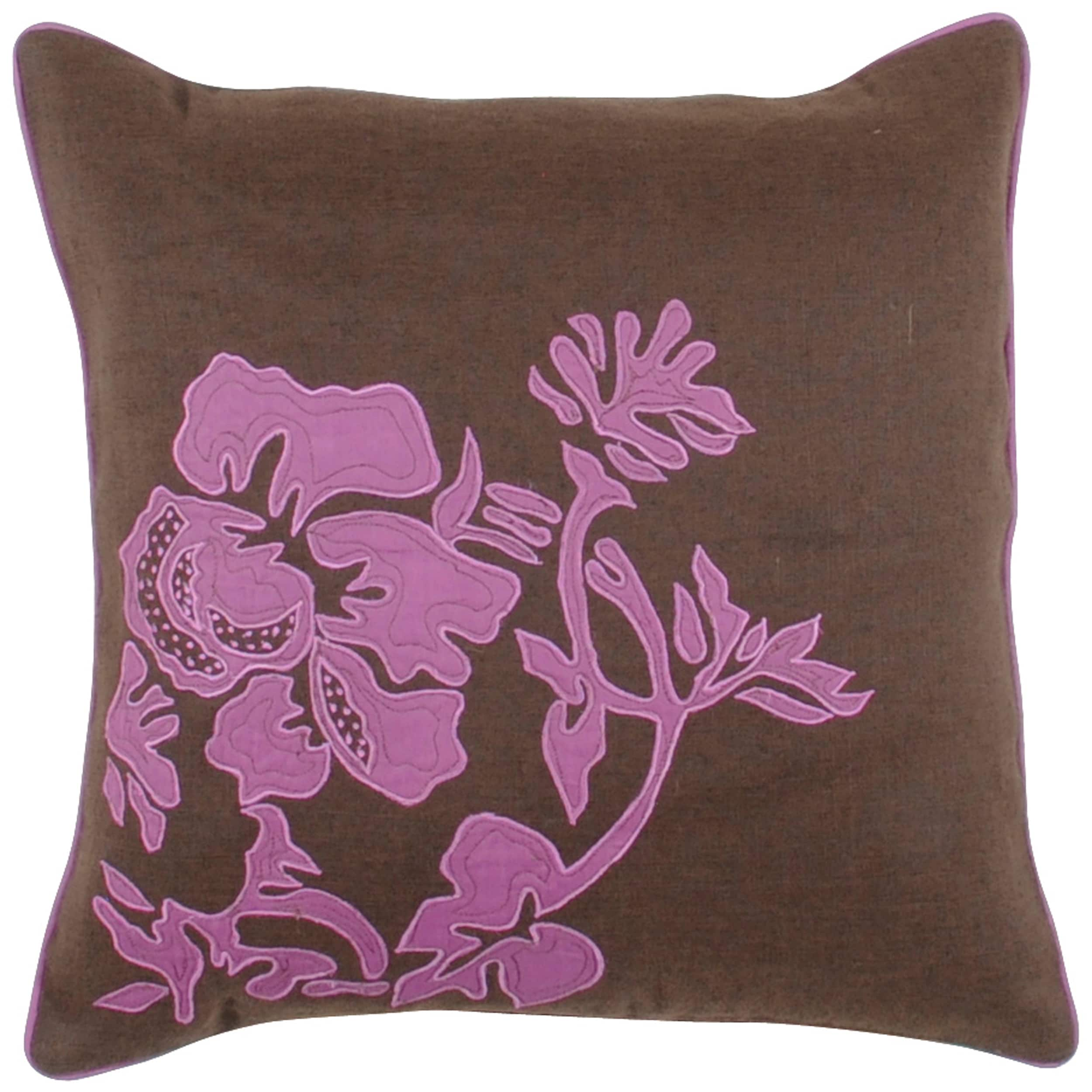 Square Decorative Liverpool Pillow