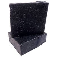 Activated Charcoal Natural Detox Handmade Deep Acne Cleansing and Moisturizing Facial Cleansing 4 oz. Bar