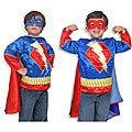 Melissa & Doug Super Hero Role Play Costume Set
