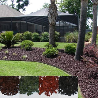 Yardwise Rubber Landscape Mulch - Multiple Colors https://ak1.ostkcdn.com/images/products/6448902/P14049158.jpg?impolicy=medium