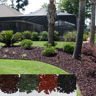 Yardwise Rubber Landscape Mulch - Multiple Colors (3 options available)