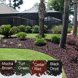 Yardwise Rubber Landscape Mulch - Multiple Colors
