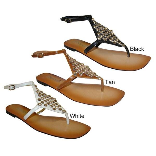 Bucco Women's Studded Sandals