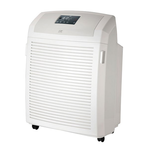 Heavy Duty Air Cleaner with HEPA, Carbon, VOC, TiO2