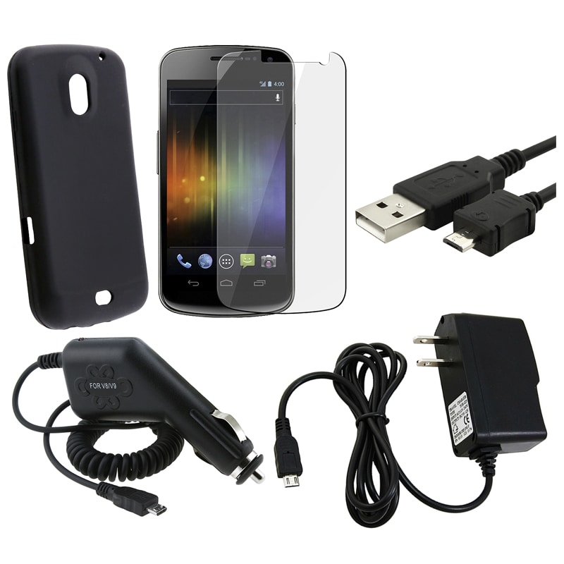 Case/ LCD Protector/ Chargers/ Cable for Samsung Galaxy Nexus i9250