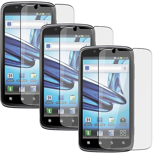 Screen Protector for Motorola Atrix 2 MB865 (Pack of 3)