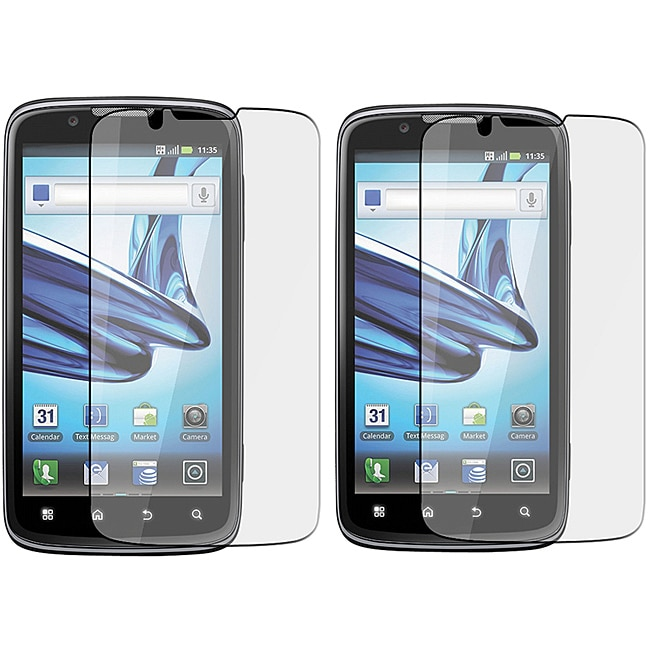 Screen Protector for Motorola Atrix 2 MB865 (Pack of 2)