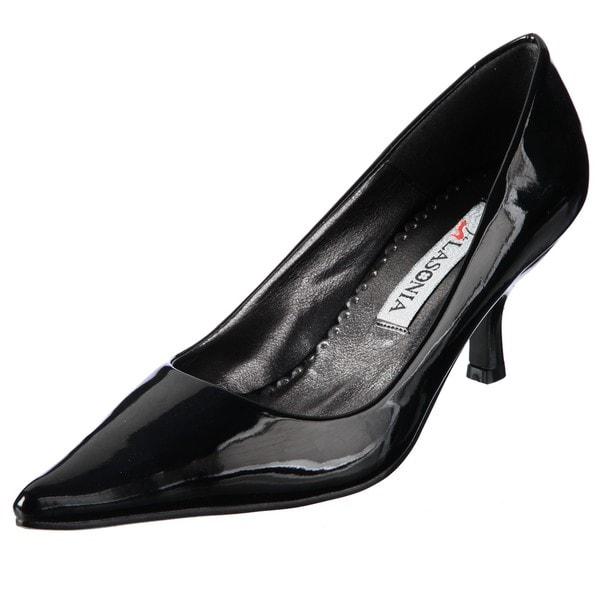 Lasonia Women's Pointed-toe Heels