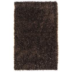 Hand-woven Edinburgh Soft Plush Shag Rug (8' x 10'6)