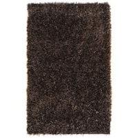 Hand-woven Edinburgh Soft Plush Shag Area Rug - 8' x 10'6