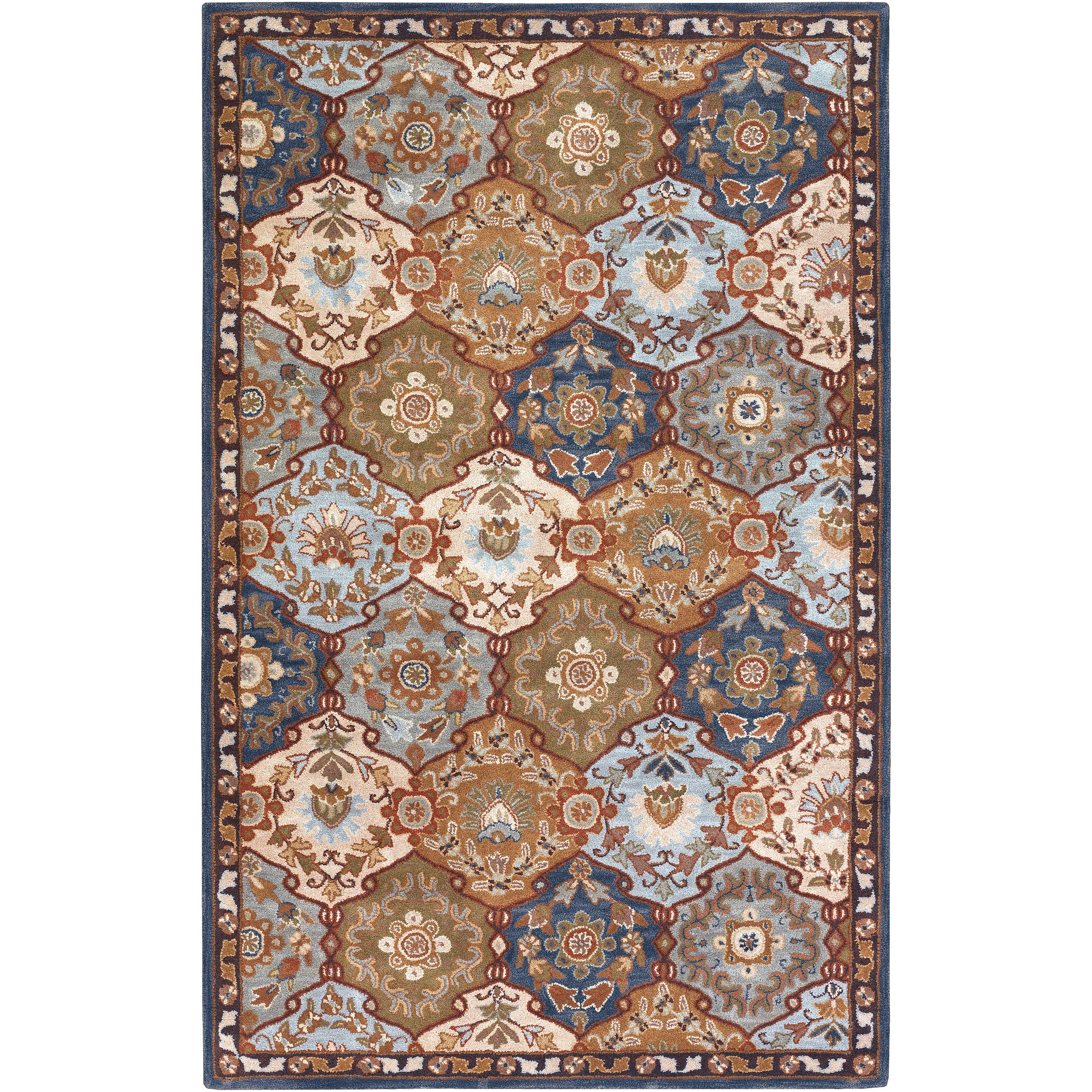 Hand-tufted Bayonne Wool Area Rug (10' x 14')