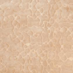 Hand Knotted Beige Abstract Design Wool Rug (9' x 13') - Thumbnail 2