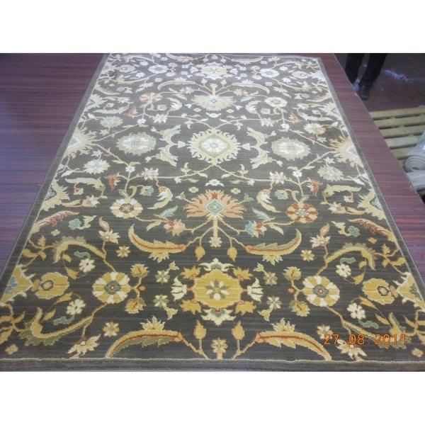 Safavieh Oushak: Shop Safavieh Oushak Brown/ Gold Rug