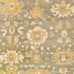 Thumbnail Safavieh Oushak Grey Gold Rug 5 X27